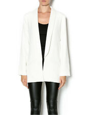 Minkpink Endless Moonlight White Jacket Blazer XS M NEW