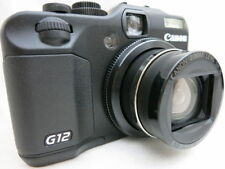 Canon Powershot G12 compact digital camera 5x lens *made in Japan *mint *tested