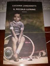 IL PICCOLO LUTRING LUCIANA LANZAROTTI neri pozza editore