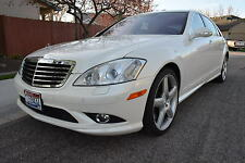 Mercedes-Benz: S-Class S550 SPECIAL
