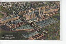 Aerial View The National Cash Register Company Dayton  Ohio