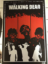 "The Walking Dead 13""x19"" poster print"