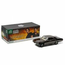 Supernatural Greenlight Chevy 1967 Impala Black Chrome Edition 1:18 Scale New