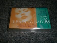 Leading Ladies~The '80s & '90s~Donna Summer~Sheryl Crow~Judy Collins~SEALED