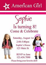 sl, Birthday invitations