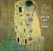 The Kiss: Music for Love and Passion 1995 by For Love &  *NO CASE DISC ONLY*