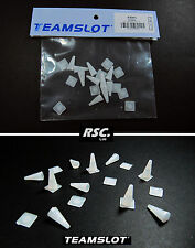 TEAM SLOT 1:32 TRAFFIC CONES SIGNALIN - CONOS TRÁFICO - RESIN KIT CAR DIORAMA