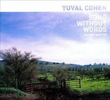 COHEN,YUVAL-Song Without Words CD NEW