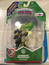 Skylanders Trap Team Legendary Bushwhack Exclusive VHTF