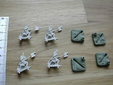 STARK NORTH WAR HOST /+/-15MM MINIAT./BATTLES OF WESTEROS  M92