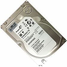 "HP Seagate 2tb 7200rpm SATA 3 Gbps 3.5"" Cache 64mb Hard Drive-Windows 10 a 64 Bit"