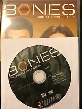 Bones - Season 9, Disc 3 REPLACEMENT DISC (not full season)