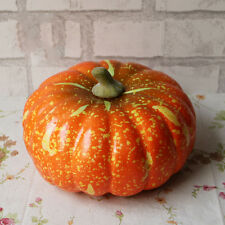 Artificial Fake Great Pumpkin Vegetables Kitchen Decor Photography Props