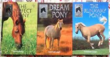 Lot of 3 Sandy Lane Stables: #2, 5 & 8 by Susannah Leigh VGC Paperback