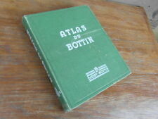 DIDOT-BOTTIN : ATLAS DU BOTTIN EDITION 1947  Nombreuses cartes ou Plans