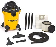 NEW SHOP VAC 9650600 6 GALLON WET DRY 3 HP VACUUM CLEANER FULL KIT USA 0785469