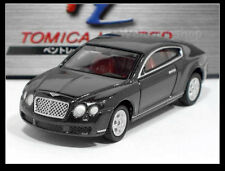TOMICA LIMITED TL 0144 BENTLEY CONTINENTAL GT 1/65 TOMY DIECAST CAR 115 BLACK