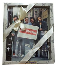 Diario segretocon lucchetto One direction