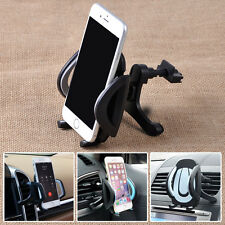 360° Car Air Vent Holder Stand Cradle Mount for Iphone Smart Mobile Cell Phone