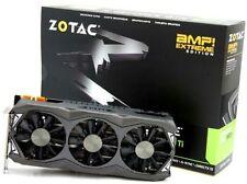 Zotac NVIDIA GeForce GTX 980 ti amp! Extreme (6144 MB) (zt-90505-10p)