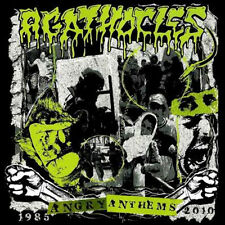 Agathocles - Angry Anthems 1985-2010 (Bel), CD