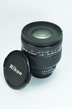 Nikon Nikkor AF 24-120mm f3.5-5.6 D Lens,  Blackening to crop-matrices