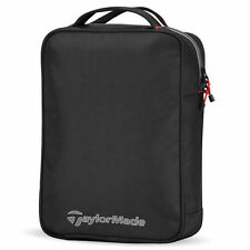 NEW TaylorMade Golf Players Practice BALL SHAG BAG / Black/Grey/Red w/Tags