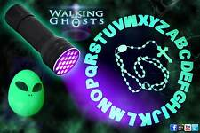 UV Light Glow In The Dark Trigger Object Alphabet Set Paranormal Ghost Hunt UK