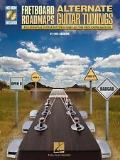 Fretboard Roadmaps - Alternate Guitar Tunings: The Essential Guitar Patterns Tha
