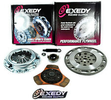 EXEDY RACING STAGE 2 THICK CLUTCH KIT+FLYWHEEL INTEGRA B18 CIVIC Si DEL SOL B16