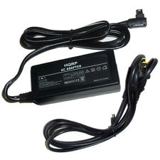 HQRP AC Power Adapter for Sony SLT-A57 SLT-A57K SLT-A65 SLT-A65V SLT-A65VK