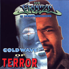 Mr. Freeze And The Homewreckers Cold Wave Of Terror