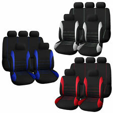 Universal Car Seat Cover Complete Seat Crossover Automobile Interior AccessoryCA