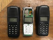 Lot of 3 Kenwood TK-5210 K3 Digital LCD Handheld VHF P25 Transceiver Radio AS IS