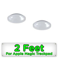 2 piedi di ricambio per Apple Magic Trackpad RICAMBIO GOMMA WIRELESS TOUCHPAD FOOT