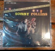 Classic Records LP 1rst Edition Sonny Rollins Our Man in Jazz  lsp2612