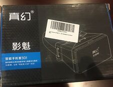Headset Movie BOX Virtual Reality 3D Glasses  For Most Phones