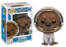 Funko Pop Marvel Heroes Guardians of the Galaxy - Cosmo Vinyl Action Figure