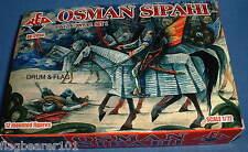 Redbox 72094 Osman sipahi Set 1 16th & 17th Century 1:72 Escala De Plástico Sin Pintar