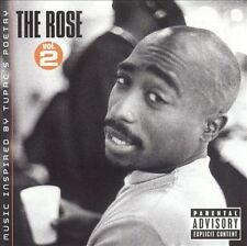 Various Artists : The Rose Vol. 2 Music Inspired by Tupacs Poetry CD (2006)