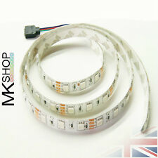 1M METER 60LEDs 5050 LIGHTING IDEAS TV BACK LIGHTS COLOR CHANGING STRIP RIBBON