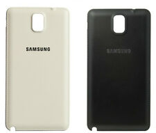 Original OEM  SAMSUNG Battery Door Back Cover For Galaxy Note 3 Note III N9000