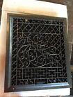 Antique Ornate Heating Grate Super Ornate Tc 74