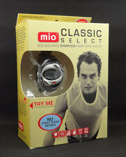 Mio Classic Select  ECG Strapless Heart Rate Tracks Calories Sport Stop Watch
