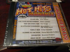 CHARTBUSTER HOT HITS  KARAOKE 30149M NOVEMBER 2010 MIXED PICKS CD+G MULTIPLEX