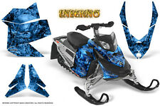 SKI-DOO REV XP SNOWMOBILE SLED GRAPHICS KIT WRAP CREATORX DECALS INFERNO BL
