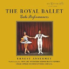 Ernest Ansermet, The Royal Ballet Gala.  200 Gram, 2-LP + Book.  New & Sealed