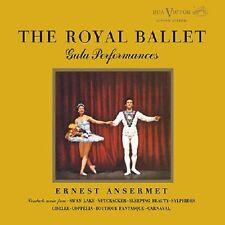 Ernest Ansermet, The Royal Ballet Gala.  200 Gram, 2-LP + Book.  New & Sealed