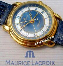 Super-seltene Maurice Lacroix - LES MÉCANIQUES - Fünf Zeiger-Uhr