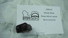 Mazda Miata Power mirror control switch. fits 1990-05
